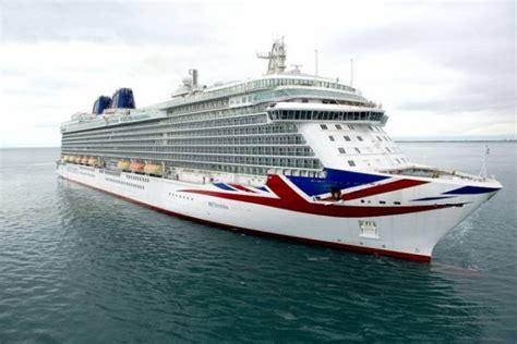 MV Britannia makes inaugural call to Dominica   Dominica