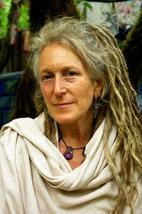 Pics Of Older Women In Dreads | this is how i have always seen myself as i got older i
