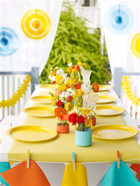 summer party decorations summer party ideas summer party decorations