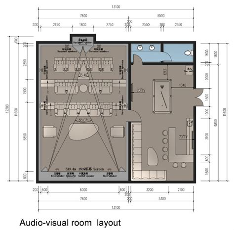 home theater floor plan bisini luxury design for home theater mini home cinema