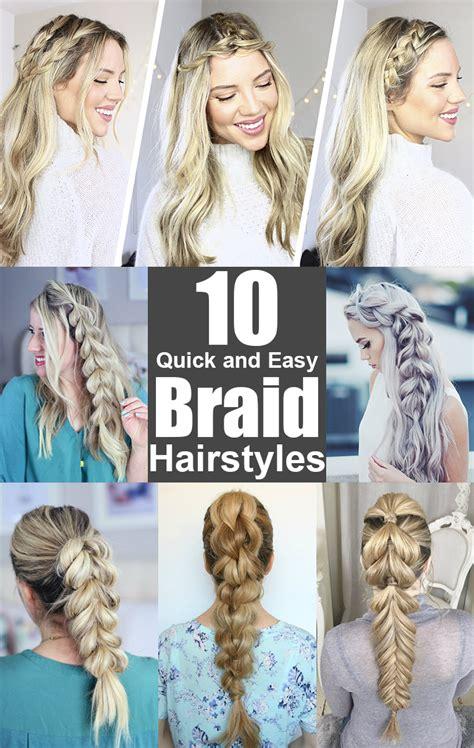 10 Braid Hairstyles by Braid Styles Braids For Hair Braids For Hair