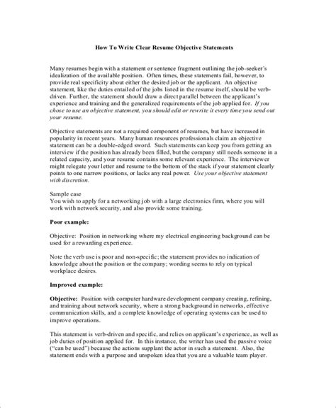 sle resume objective statements for college students writing objective statements 28 images exles of resumes sle resume basic college students