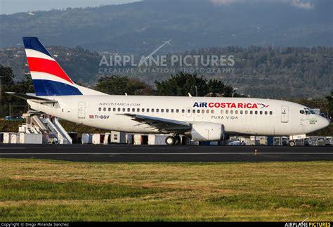 ti bgv air costa rica boeing 737 300qc at san jose juan santamar 237 a intl photo id 834767