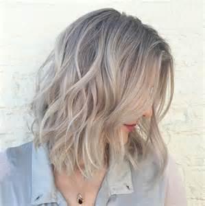 bob frisuren graue haare ideen graue haare sind das neue blond