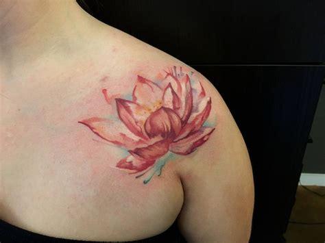 tattoo shops near me austin tx the 25 best watercolor lotus tattoo ideas on pinterest