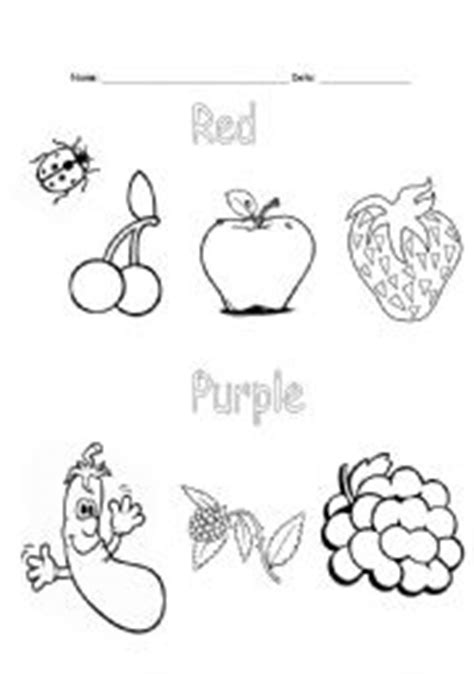 11 Best Images Of Purple Worksheets For Kindergarten Color Purple Preschool Worksheet Purple Color Purple Worksheets For Preschool