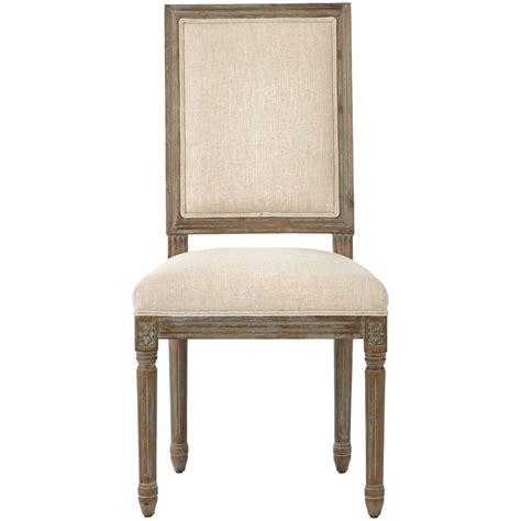 home decorators dining chairs home decorators collection jacques antique brown natural