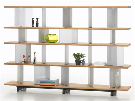 buy the vitra planophore wide bookshelf high at nest co uk