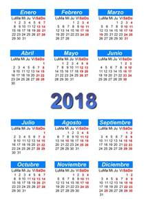 Calendario 2018 Semanas Calendarios 2017 Y 2018 Calendario Puro Pelo 2017