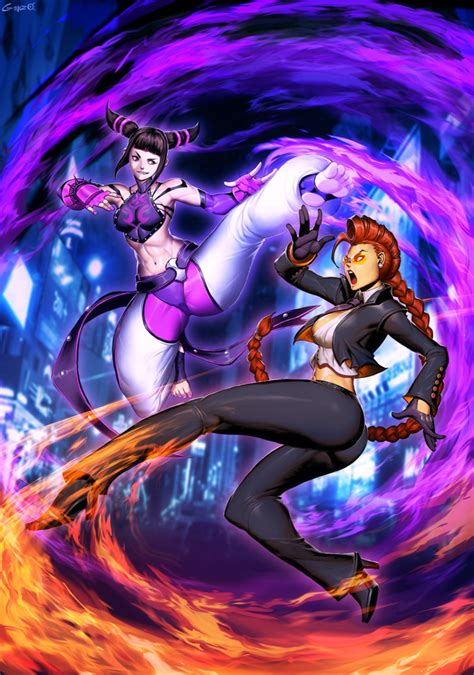 fighter unlimited vol 1 path of the warrior books fighter unlimited 4 cover juri vs c viper by