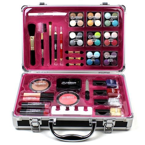 Vanity Cases For Makeup by Professional Vanity Cosmetic Make Up Box