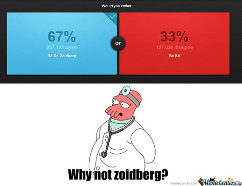 Why Not Meme - why not zoidberg by golowi meme center