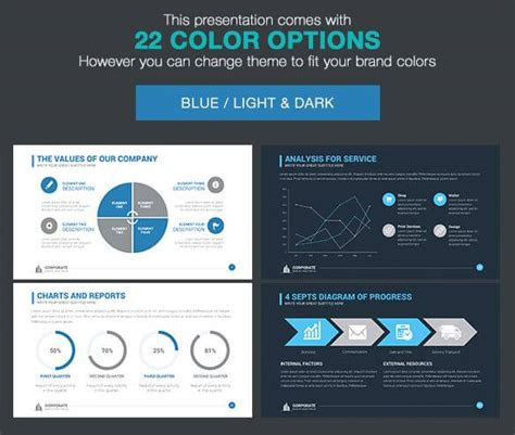 10 Best Powerpoint Presentation Templates Of 2015 Best Corporate Presentation Templates