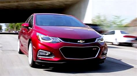 chevrolet cruze road test 2017 chevrolet cruze review and road test