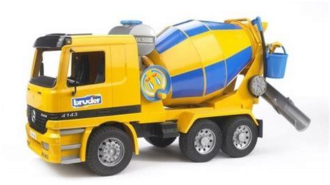 bruder toys mercedes bruder toys mercedes actros cement mixer hobbies