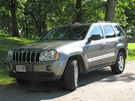 Jeep 5 7 Hemi Sell Used Jeep 2007 Grand Limited 5 7l Hemi