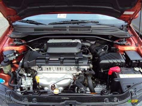 2007 Kia Spectra Engine 2009 Kia Spectra 5 Sx Wagon Engine Photos Gtcarlot
