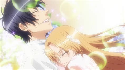 anime comedy romance love stage is an anime full of comedy romance and