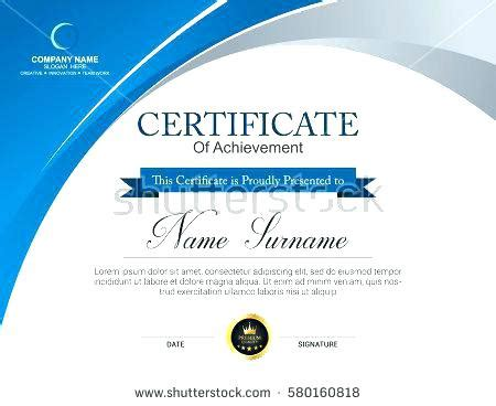 Free Printable Certificate Templates Word Designs For Download Powerpoint Peero Idea Certificate Of Appreciation Template Powerpoint