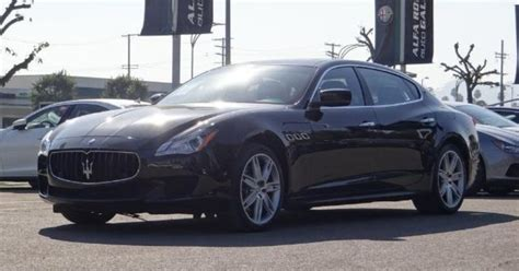 Auto Gallery Maserati by Quattroporte Archives The Auto Gallery A Los Angeles