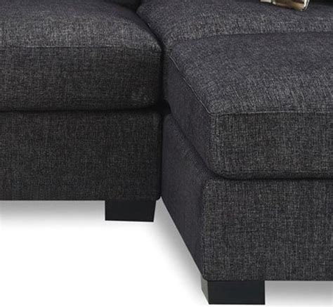 poundex 2 pieces faux leather sectional right chaise sofa bobkona poundex benford collection faux linen chaise sofa