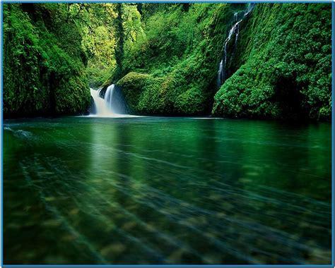 free screensavers waterfall screensaver pc free