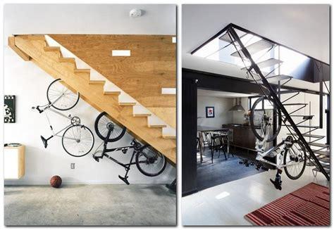 8 creative bicycle storage ideas interior design