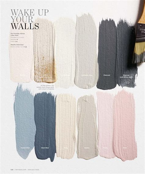 restoration hardware colors restoration hardware paint colors photos