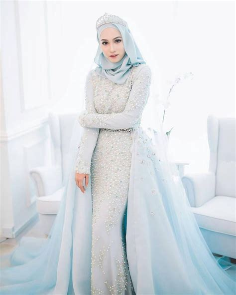 Dress Dress Wanita Pastel Syar I 30 best baju pengantin images on muslim wedding dresses and muslimah