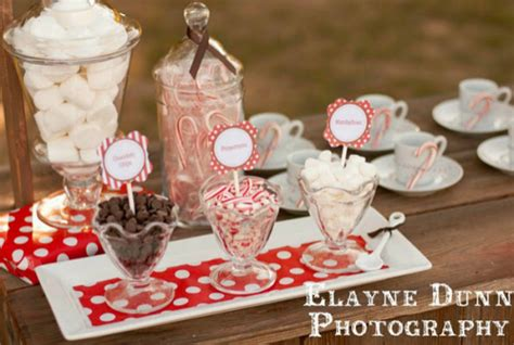toppings for hot chocolate bar kids hot cocoa stand simplified bee