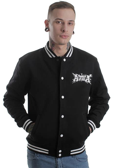 attila snake college jacket official deathcore merchandise shop impericon worldwide