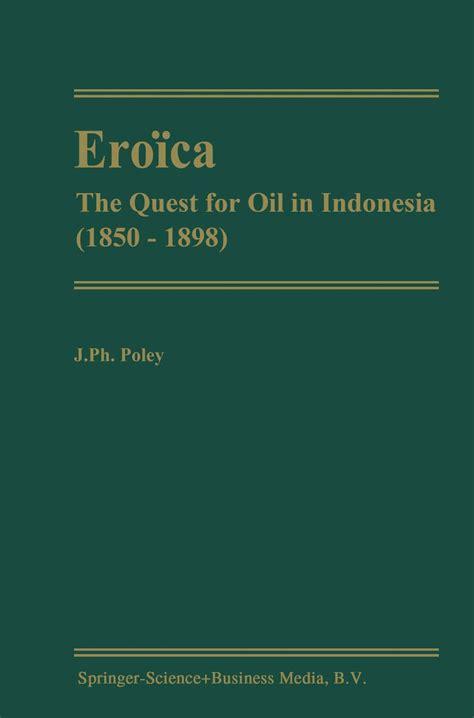 jual buku eroica  quest  oil  indonesia