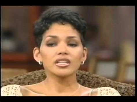 Halle Berry Talks About Attempt To Kill Herself by Halle Berry Videolike