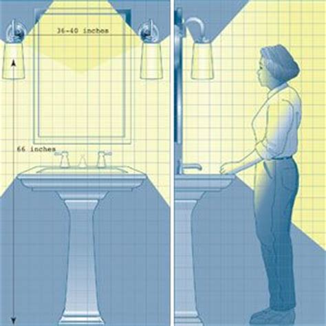 how to take down a bathroom mirror 25 best ideas about bathroom sconces on pinterest