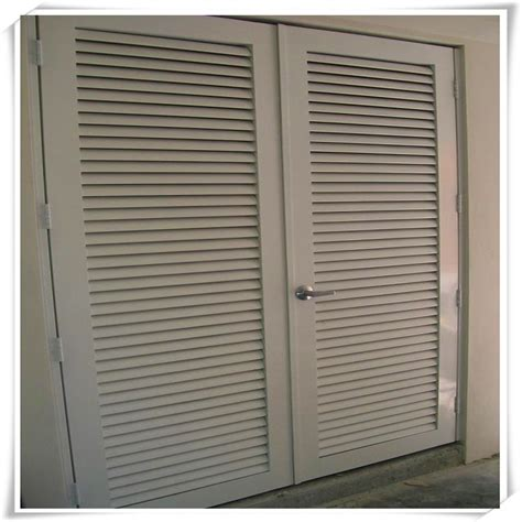 Louvered Doors Exterior Exterior Wood Louvered Doors