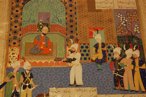 islamic painting islamic paintings