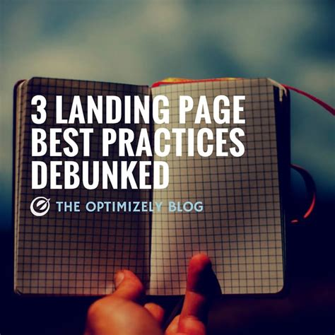 landing page best practice 3 landing page design best practices debunked with