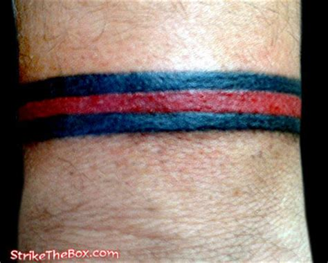 thin red line tattoo firefighter thin line tattoos studio design