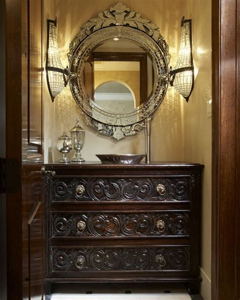 Bathroom Vanity Mirror Styles 334 Best Italian Style Home Decor Images On