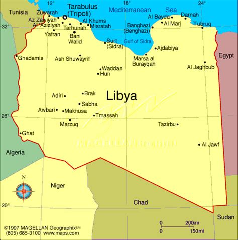 map of libya what the hell is going on in libya around the sphere