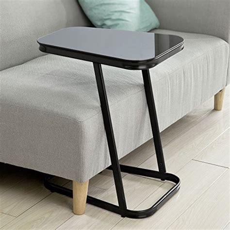table de canap table bout de canape en verre design bout de canap kare