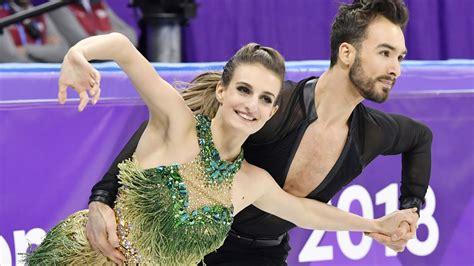 Wardrobe Malfunction At The Olympics - winter olympics news skater gabriella papadakis