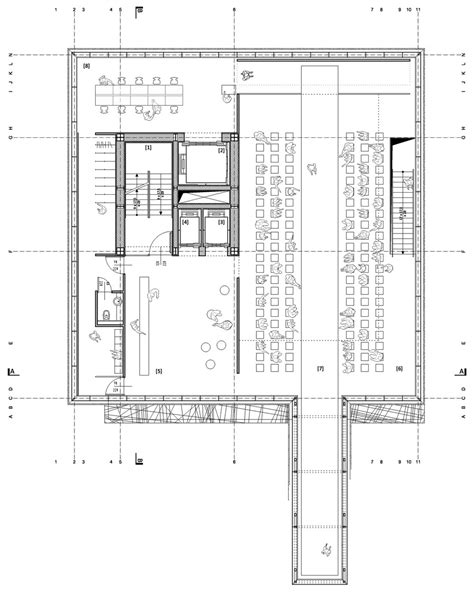 Front To Back Split House plan 2 runway level jpg hundred meters of fashion