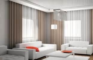 gardinen modern wohnzimmer living room curtains the best photos of curtains design