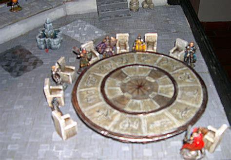jeu les chevaliers de la table ronde les chevaliers de la table ronde les photos reportages