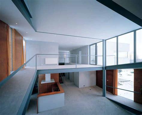 broken house modern polish home  architect