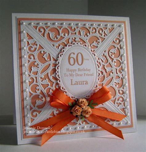 Handmade 60th Birthday Card Ideas - best 25 60th birthday cards ideas on diy 70th