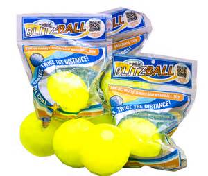 Backyard Wiffle Ball Games Blitzball Gamemaster Athletic Collegiate Licensed Products