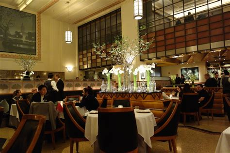 11 madison park restaurant new york new york an interview with daniel humm dining at