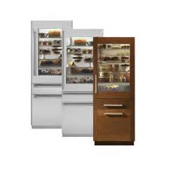 Home Refrigerator With Glass Door Stylish Design Of Glass Door Refrigerator Residential That You Must Homesfeed